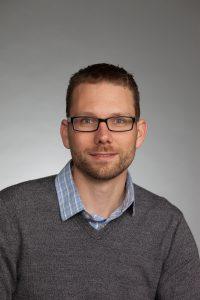 Dr. Wiens awarded a MSFHR Scholar Award